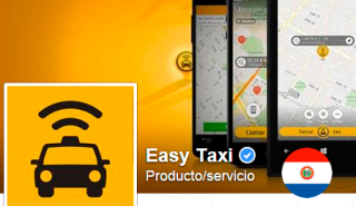 Easy Taxy Paraguay